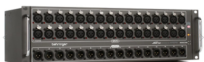 NEW Behringer S32 Digital Snake - 32-Channel MIDAS Mic Preamps And 16 XLR DJ NEW • 872.77£