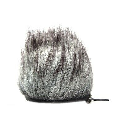 Microphone Muff Fur Windscreen For Zoom H1 H2N H4N Q2HD DR40 DR07 D50 DR05 DR100 • 8.47£