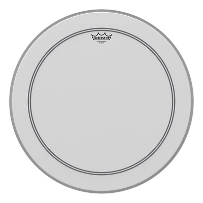 Remo Powerstroke 3 Coated Bass Drum Head 18