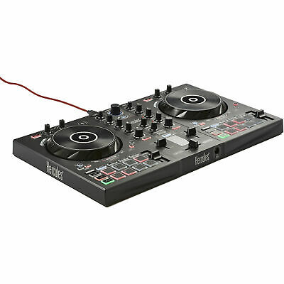 Hercules DJ CONTROL INPULSE-300 8-Pad DJ Controller W/ DJUCED Software Included • 146.29£