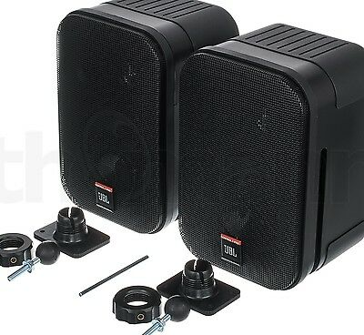 Pair JBL Control 1 Pro High Performance 150 W Mini Studio Speakers • 152.73£