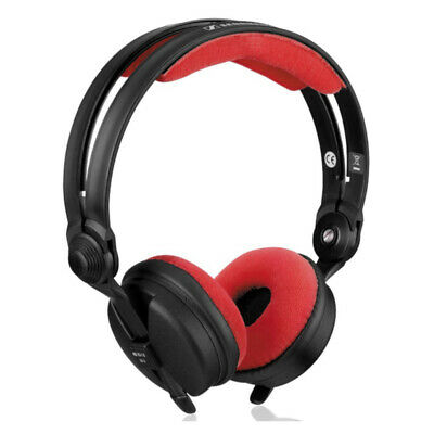 Zomo Replacement Earpads For Sennheiser HD25 - Velour Red • 17.50£
