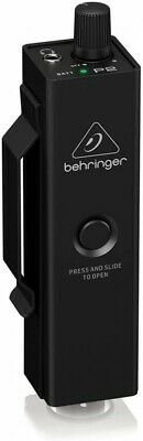 NEW BEHRINGER POWERPLAY P2 In-Ear Monitor Amplifier From Japan Free DHL • 61.11£