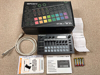 Roland MC101 Groove Box, Sequencer, Drum Machine, Synth. Perfect Condition. • 300£