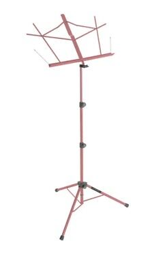 On-Stage Stands Compact Sheet Music Stand Black • 19.15£