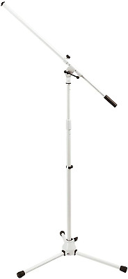 Steel Midpoint Locking Clutch Adjusts Height Ms7801w Telescoping Microphone  • 48.80£