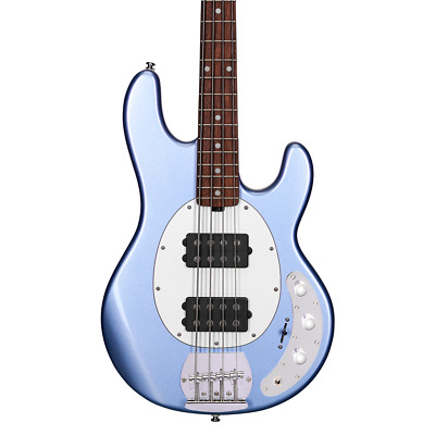 Sterling by Music Man SUB Ray4 HH LAKE BLUE Bass guitar - RW - RAY4HHLBMR1
