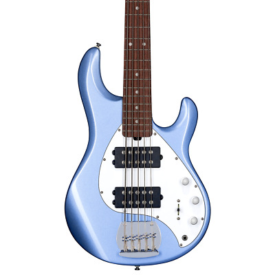 Sterling by Music Man SUB Ray5 HH LAKE BLUE Bass guitar - RW - RAY5HHLBMR1