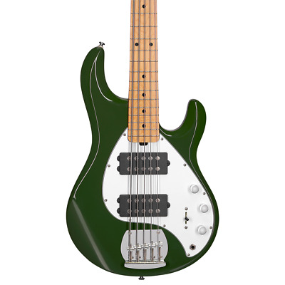 Sterling by Music Man SUB Ray5 HH OLIVE Bass guitar - MN - RAY5HHOLVM1