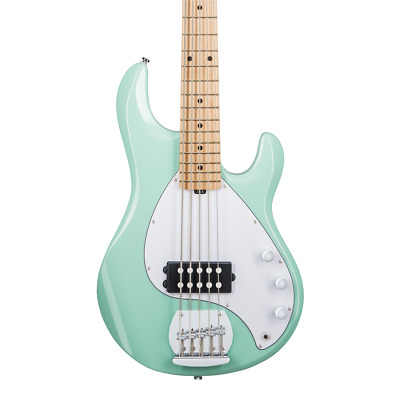 Sterling by Music Man SUB Ray5 MINT GREEN Bass guitar - MN - RAY5MGM1