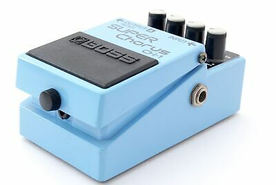 Boss CH-1 Chorus Guitar Effect Pedal Made In Taiwan From Japan [Exc+] #649890 • 69.82£