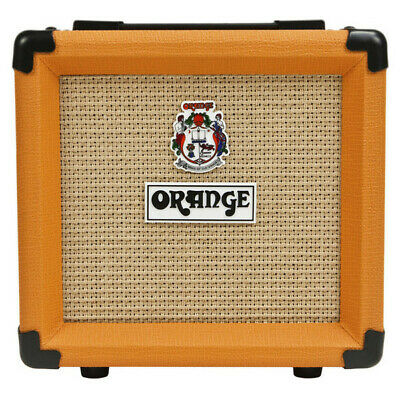 Orange PPC 108 1 X 8  Speaker Cabinet Closed Back  • 79£