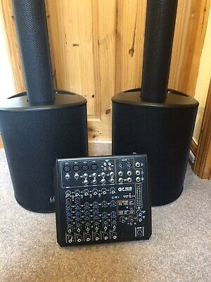 LD Systems MAUI 5 Portable PA System X 2 Plus RCF Mixer • 800£