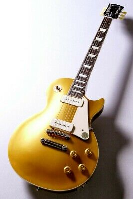 Gibson Les Paul Standard '50s P-90 Gold Top #201500426 • 1,916.12£