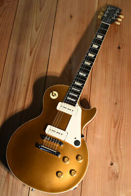 Gibson Les Paul Standard '50s P90 Gold Top #126290274  • 1,853.95£
