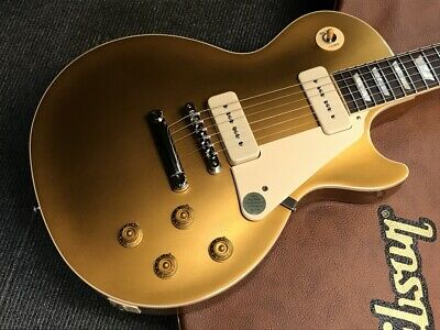Gibson Les Paul Standard '50s P-90 (#132990164) Gold Top • 2,068.20£