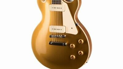 Gibson Les Paul Standard 50s P-90 Gold Top • 1,991.07£