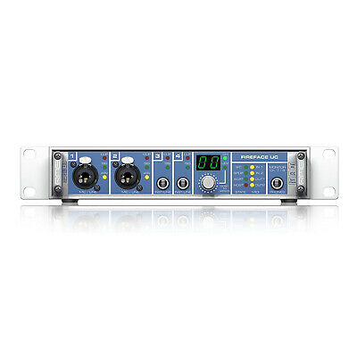 RME Fireface UC 36-Channel 24-Bit/192 KHz USB 2.0 High Speed Audio Interface • 1,062.87£