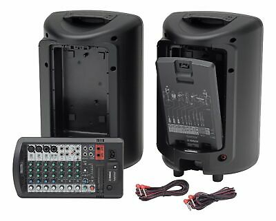 Yamaha STAGEPAS 600BT Portable PA System Stagepas600BT Blemished (USED) • 652.58£