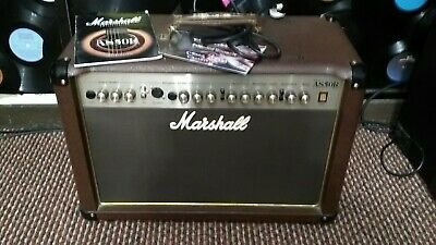 Marshall AS50D 50W Acoustic Guitar Amplifier • 100£