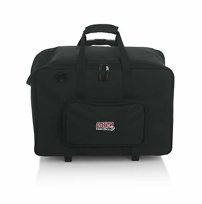 Gator Cases Tote Bag With Pull Handle And Wheels Holds Up To (4) LED PAR Style • 132.81£