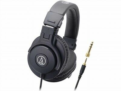 Audio-Technica ATH-M30x Over Head Headphones / FREE-SHIPPING • 85.16£