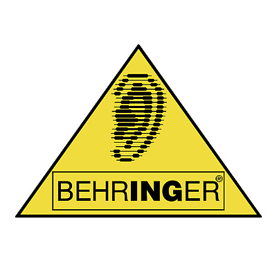 Behringer Owner's Manuals (Comb Bound With Protective Cover) • 10.27£
