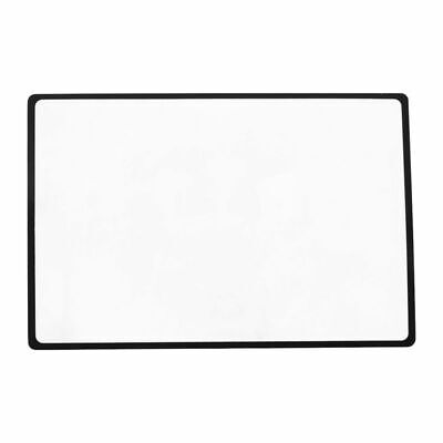 1X(Reading Support Sheet Magnifier Magnifying Glass 3-zoom Black G4F6) • 2.34£