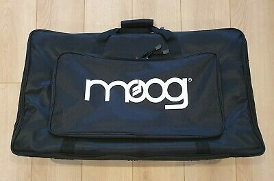 Moog Subsequent 37 Gigbag. Mint Condition • 65£