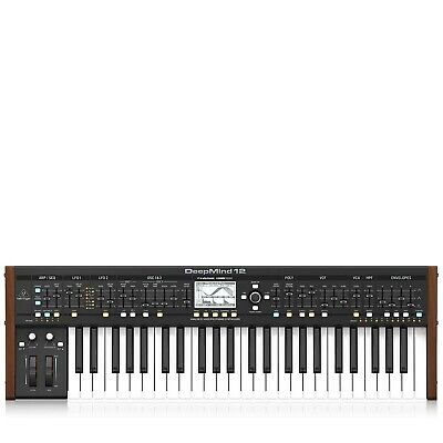 Behringer DEEPMIND 12 Synthesizer • 1,823.93£
