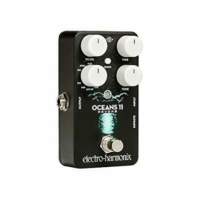 Electro-Harmonix Oceans 11 Reverb Guitar Effects • 189.53£