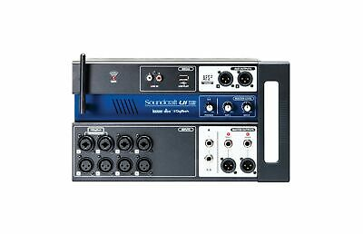 Soundcraft UI12 Digital Mixer Remote Controlled 12 Channel Audio Equipment New • 288.58£