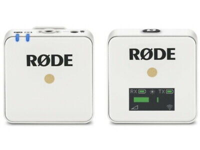 Rode Wireless GO Compact Wireless Microphone System - White • 274.36£