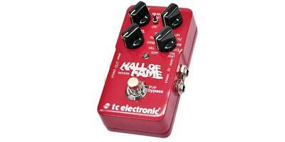 TC ELECTRONIC Hall of Fame Reverb(reverb)