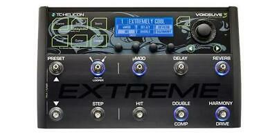 TC HELICON VoiceLive 3 Extreme(Vocal Effects/Floor Multi) • 784.12£