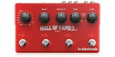 TC ELECTRONIC HALL OF FAME 2 X4 Reverb (Reverb) • 325.51£
