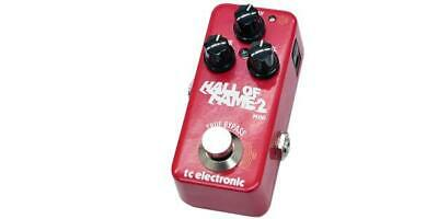 TC ELECTRONIC HALL OF FAME 2 MINI (Reverb) • 140.02£