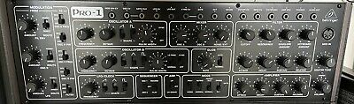 Behringer Pro 1 Analogue Synthesiser • 249£