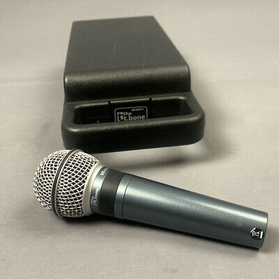 The T.bone MB-85 BETA Dynamic Microphone 🎙️ Mic & Case 🎙️       Good Condition • 35£