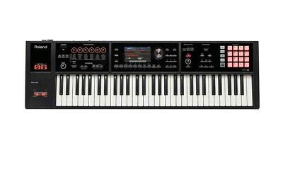 ROLAND FA-06.... 61 Note Workstation Keyboard Boxed.... FOR A NHS NURSES FUND • 695£