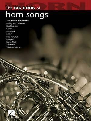 The Big Book Of Horn Songs By Hal Leonard Publishing Corporation (English) Paper • 22.99£
