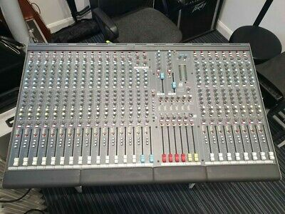 Allen and Heath GL2200 Mixing Desk with Flight Case including Cable Box