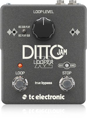 TC Electronic - Ditto Jam X2 Looper • 96£