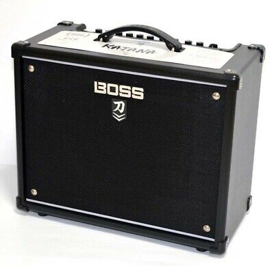 Pole Consumption Tax Included 10 Different Sounds Boss Katana 50 Mkii Mk2 Guitar • 371.47£