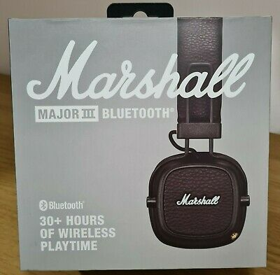 Marshall Major III Bluetooth • 75£