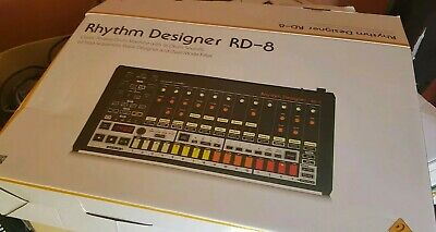 Behringer Rd8 BOX Only • 22£