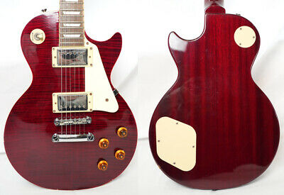 Epiphone By Gibson 2006 Les Paul Studio Standard Plus Top Electric Guitar WR • 452.57£