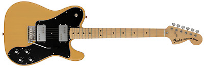 Fender MADE IN JAPAN LIMITED 70S TELECASTER® DELUXE, WITH TREMOLO
