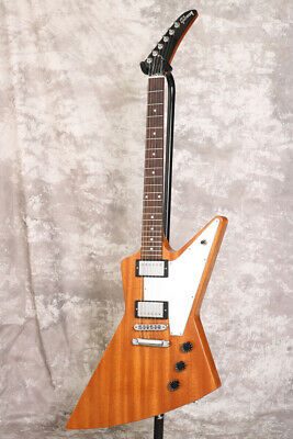 Gibson Explorer 2020 Antique Natural Used Electric Guitar • 1,314.66£