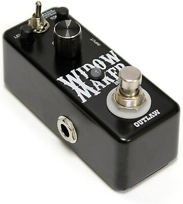 Outlaw Effects WIDOW-MAKER Metal Distortion Pedal • 39.79£